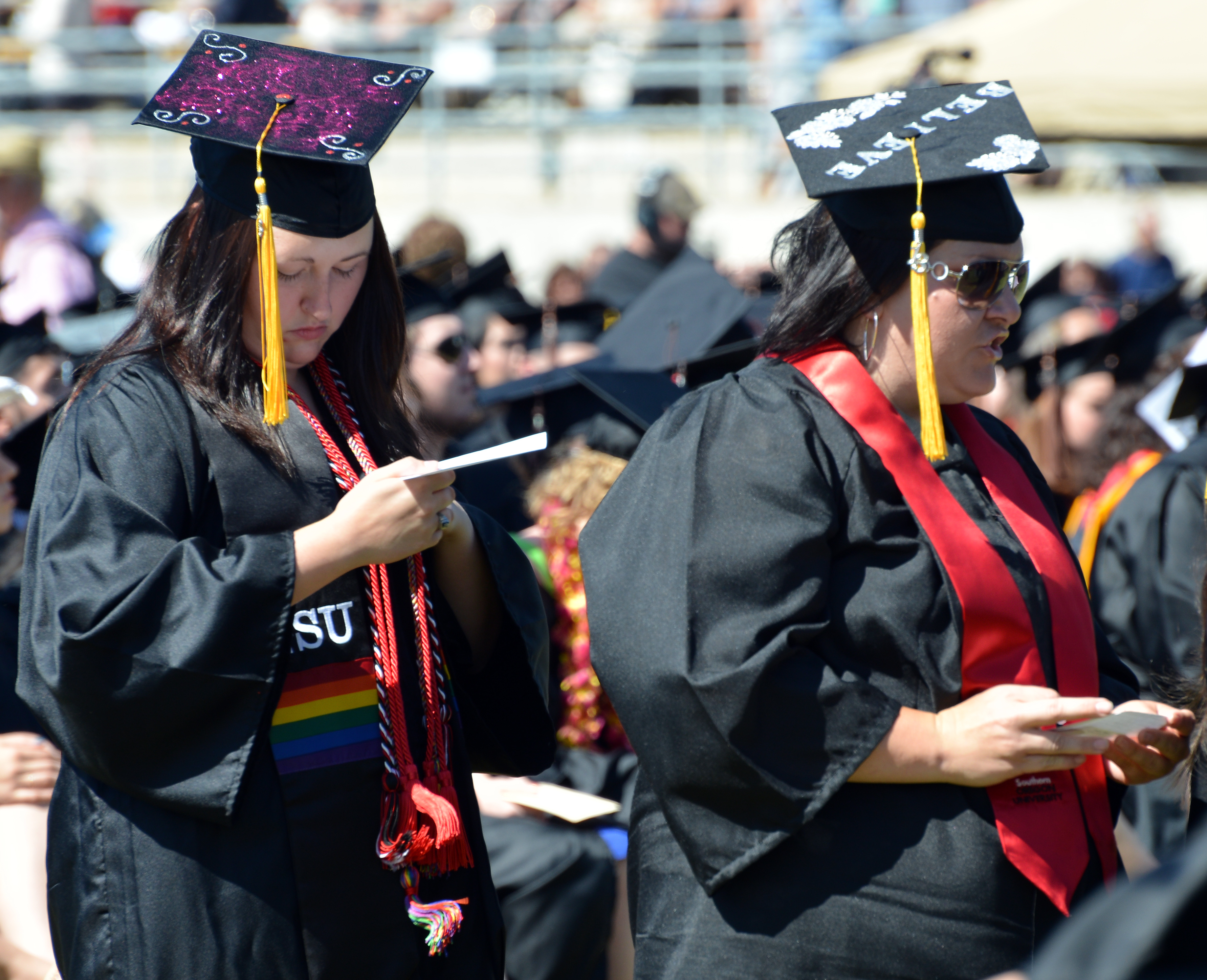mencement Ashland Daily