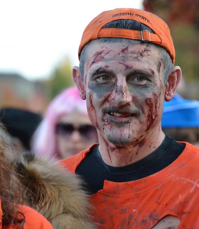 oregon state beaver zombie costume Halloween