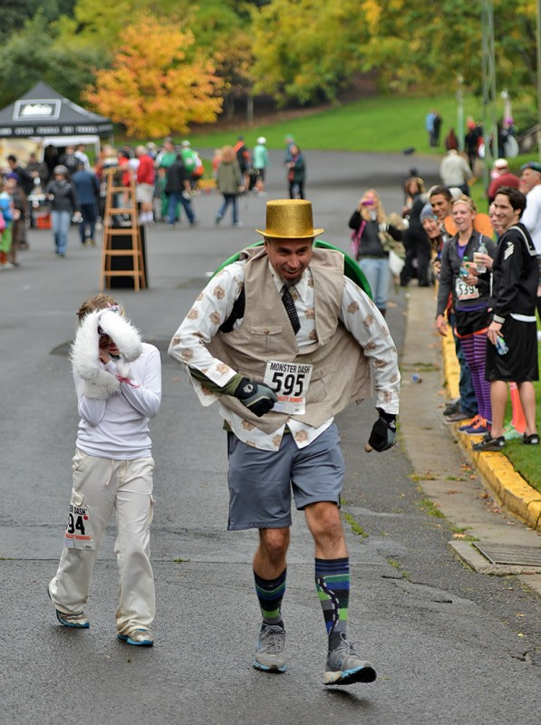 tortoise hare monster dash ashland oregon