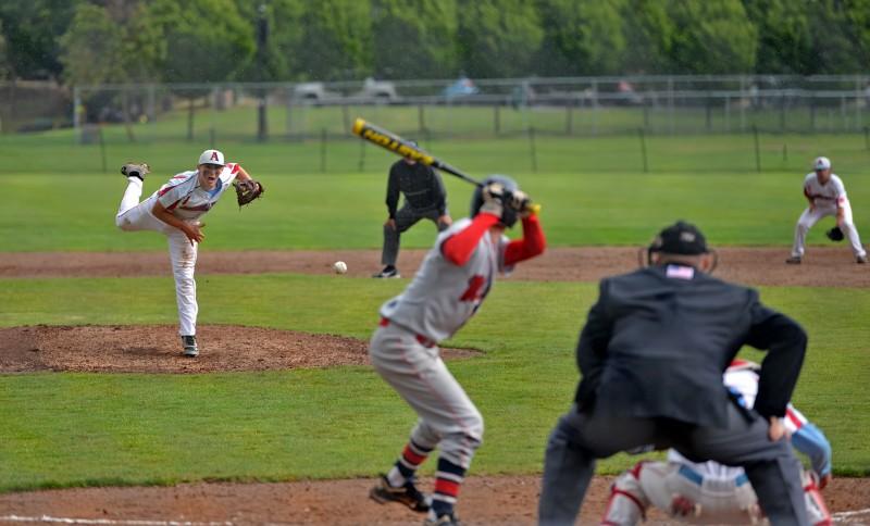 jamie flynn ahs baseball rain