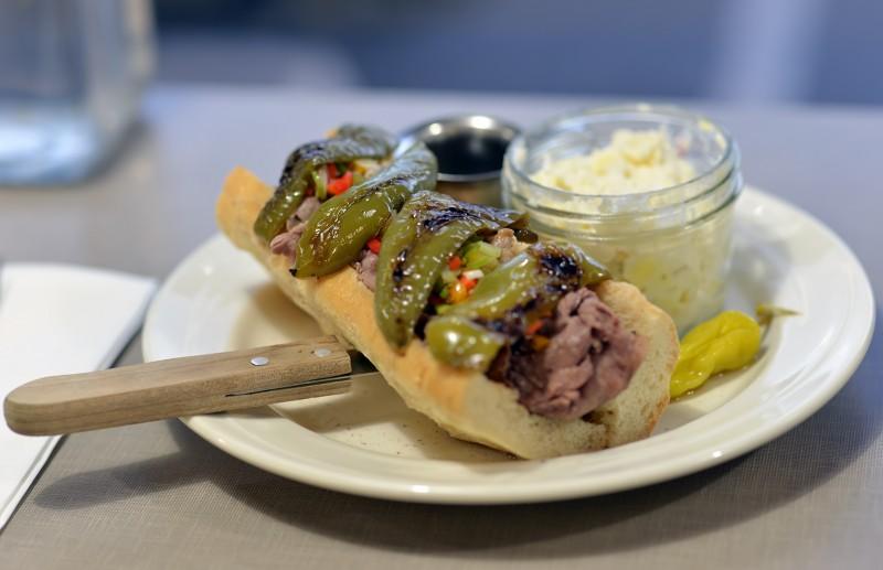 sammich ashland chicago italian beef sandwich