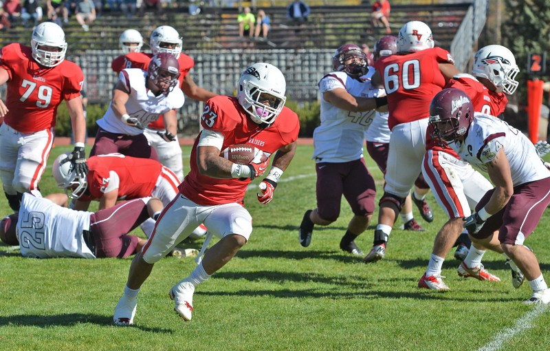 SOU football montana northern melvin mason