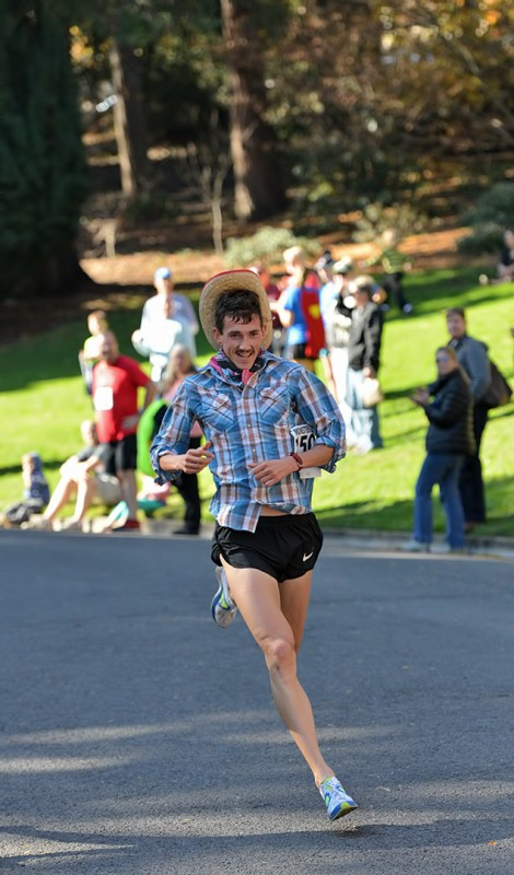 2013 Ashland Monster Dash 10k winner david laney
