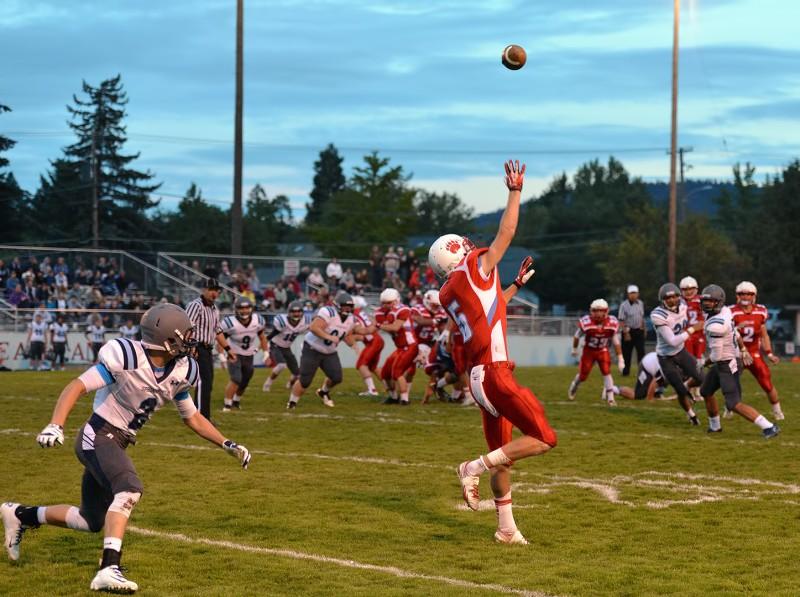 ashland high school football