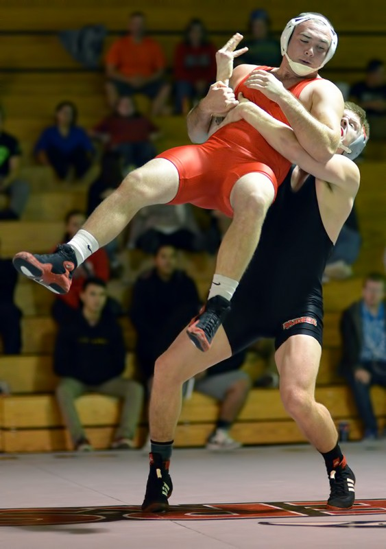 SOU wrestling brock gutches bryce mcmahon