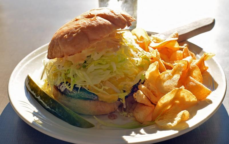 sammich burg cheese burger