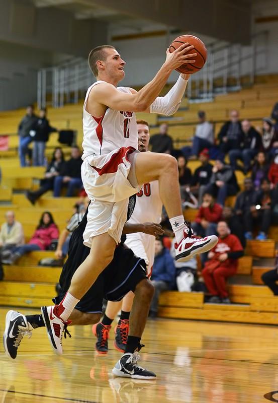 SOU men's basketball jake jacob kaler