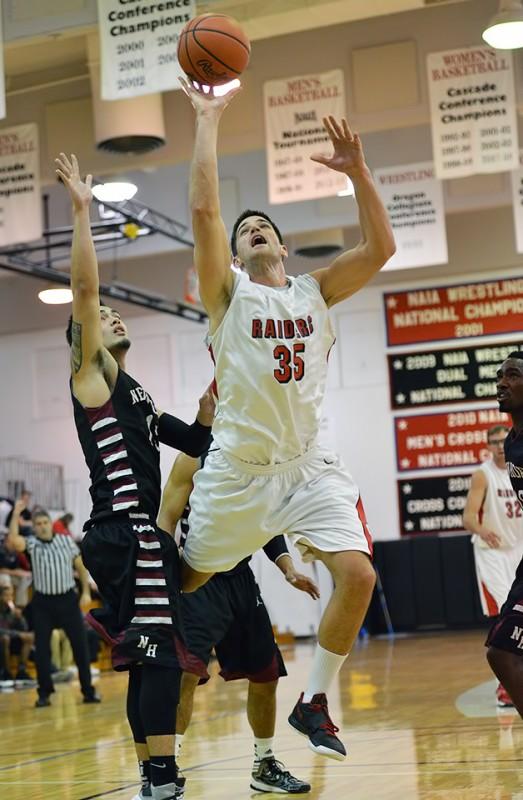 SOU Men's Basketball Eric Thompson
