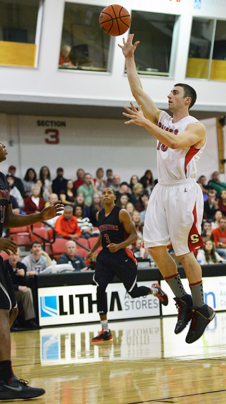 SOU Men's Basketball Kyle Tedder