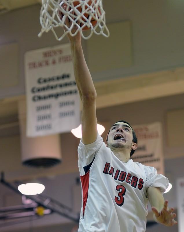 SOU Men's Basketball Tim Weber