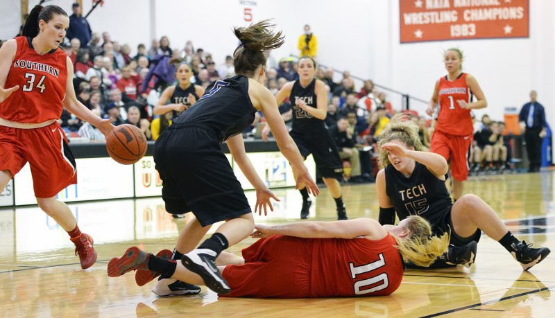 SOU Women's Basketball Allison Gida