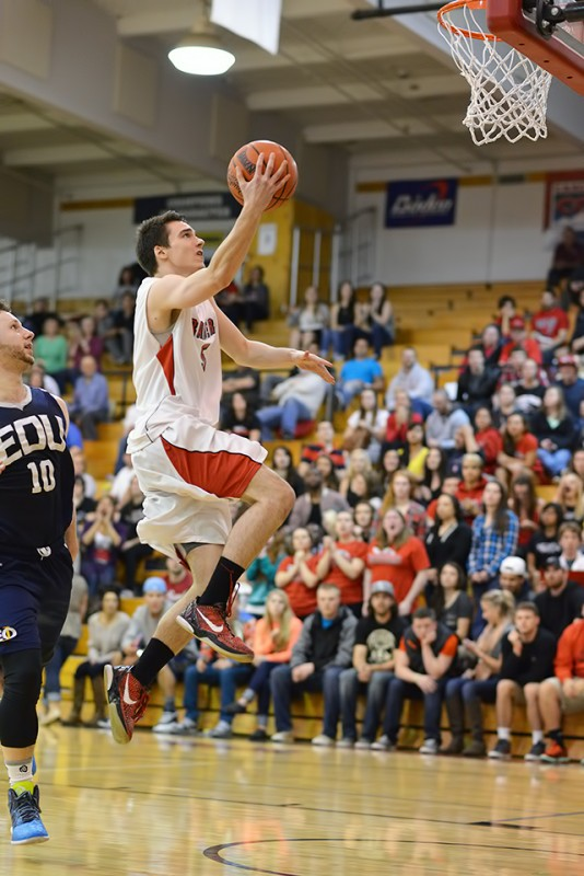 SOU Men's Basketball Joel Spear