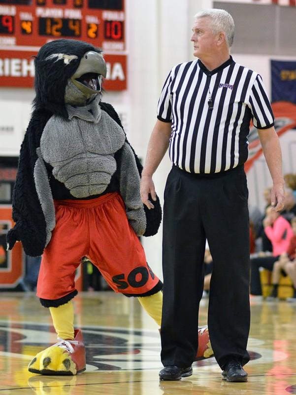 sou mascot southern oregon university Rocky Raider ref