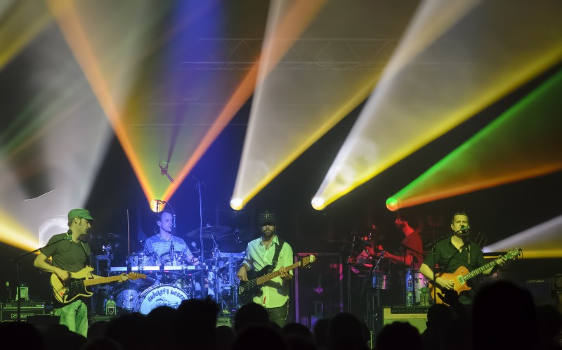 umphreys mcgee historic ashland armory oregon 2012