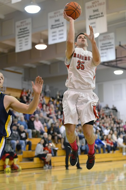 SOU Men's Basketball Eric Thompson