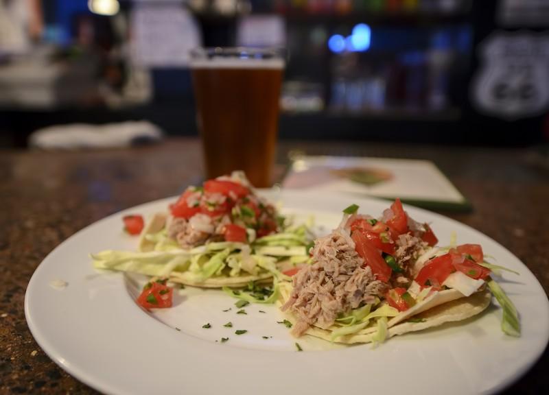 pork tacos club 66