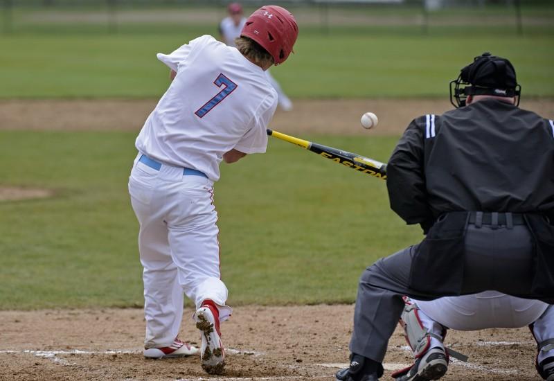 ashland high school oregon AHS baseball Max Montgomery