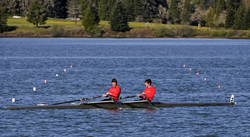 Covered Bridge AHS Ashland Rowing Club Crew Ethan Jonas