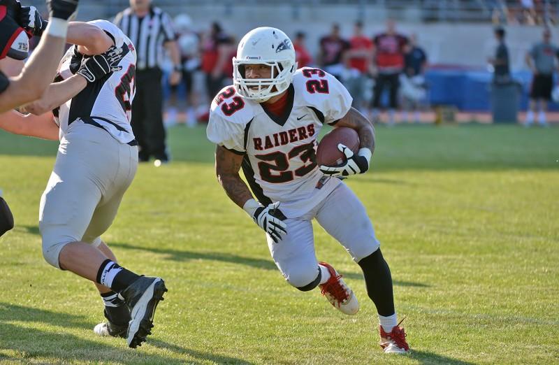 SOU Football Melvin Mason