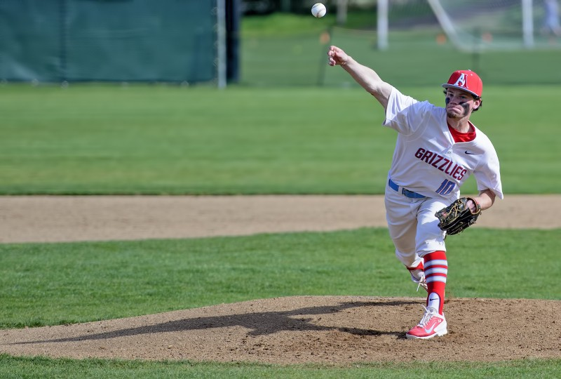 Carter Glick Ashland High School Baseball