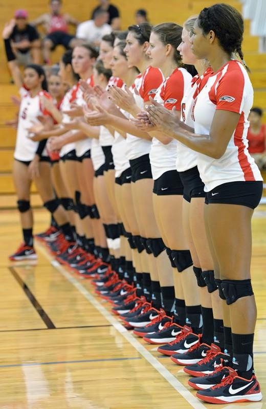 raiders vb southern oregon university volleyball