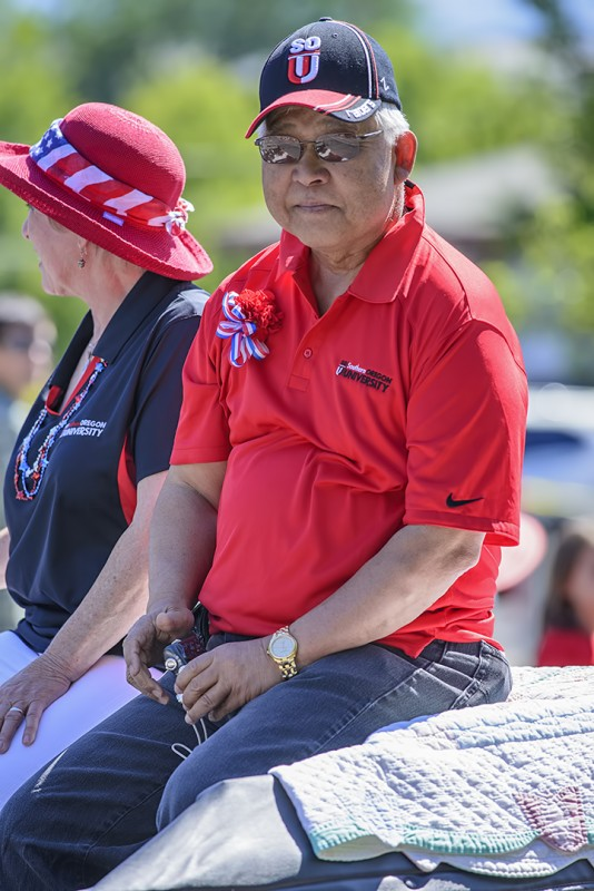 ashland 4th of july parade president saigo sou