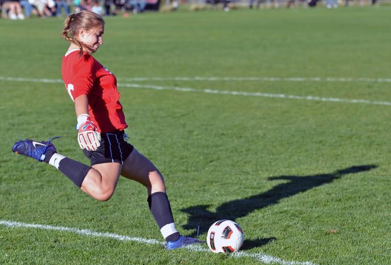 SOU Women's Soccer vs Northwest Kylie Moltzen