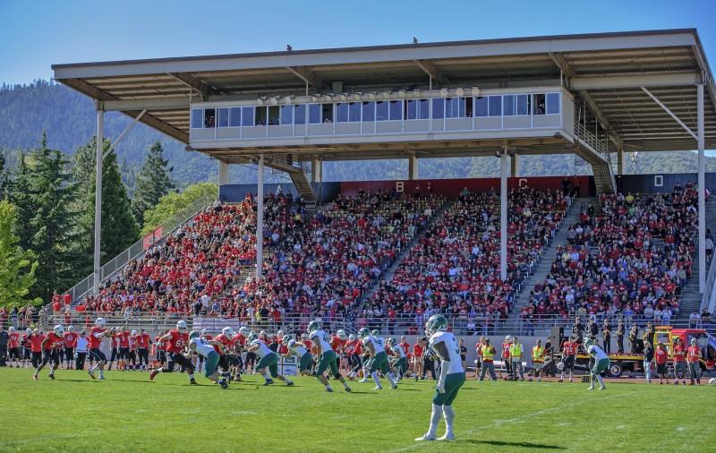 SOU football raider stadium fb