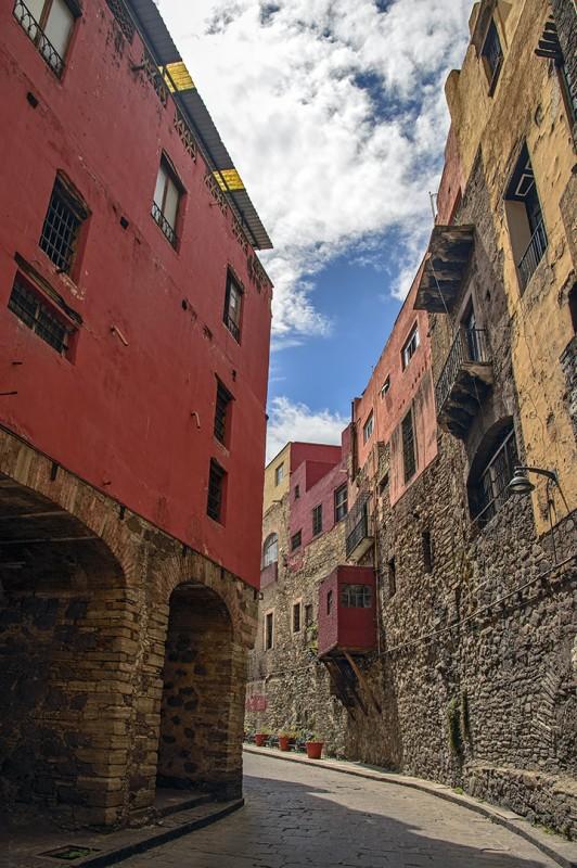 Subterránea Miguel Hidalgo guanajuato tunnels