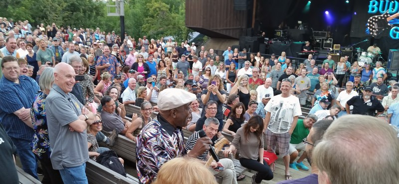 buddy guy peter frampton jacksonville oregon
