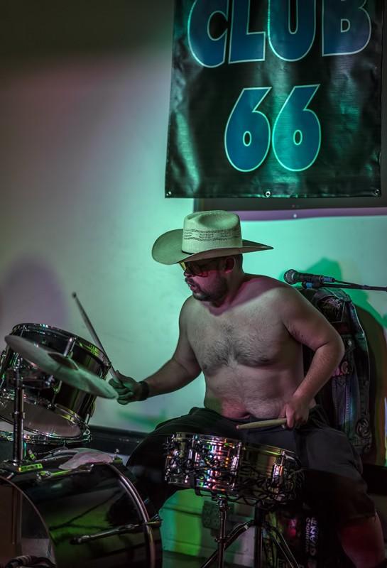 Ian Dobis of Penitent @ Club 66 ashland oregon al case photography