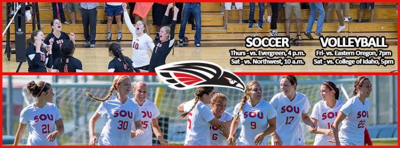 sou soccer volleyball