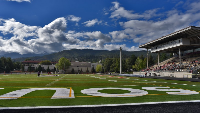 SOU Soccer football field ashland oregon