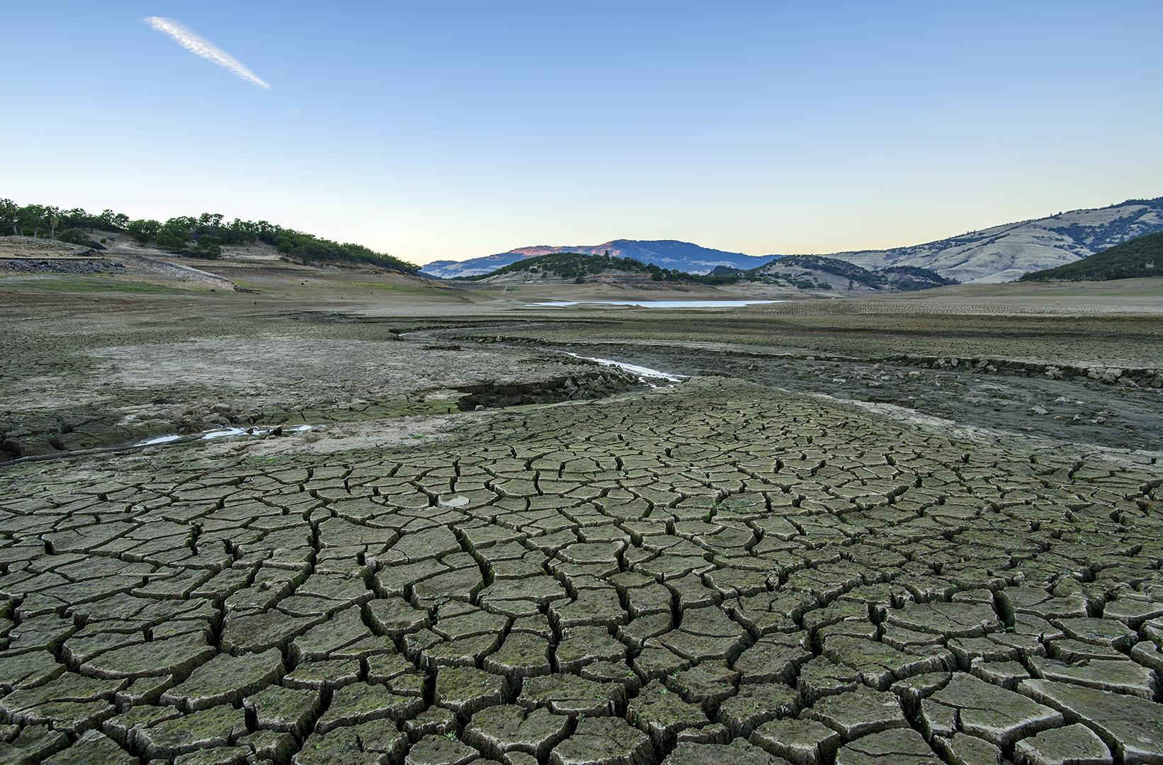 Emigrant Lake bed dry ashland oregon
