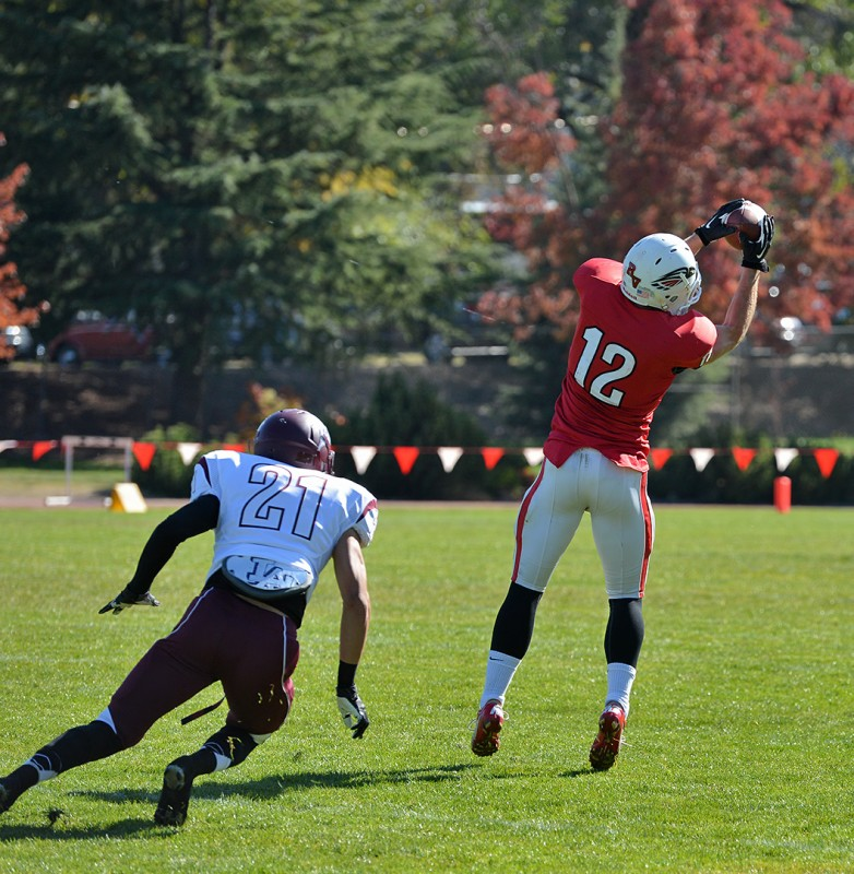 SOU football Montana Northern Ryan Retzlaff