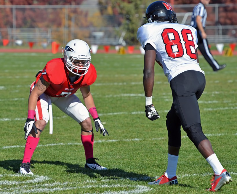 SOU Football UMW Dustin Fretwell