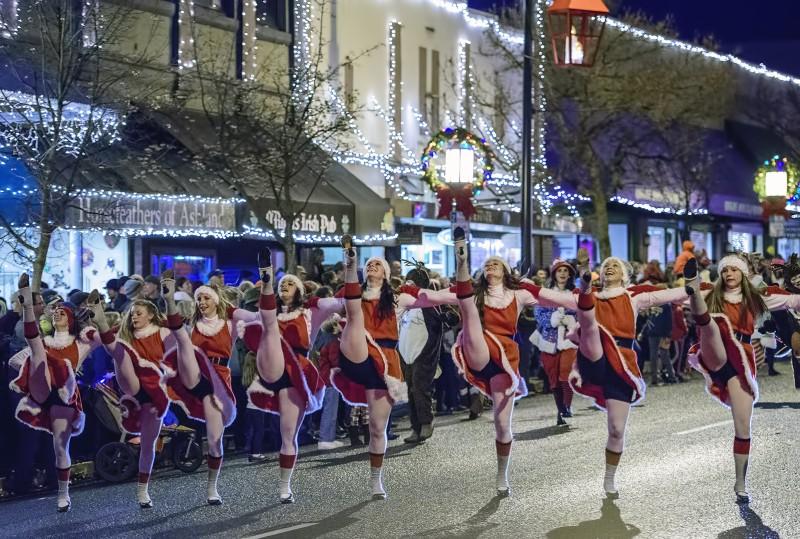 2014 festival of light parade