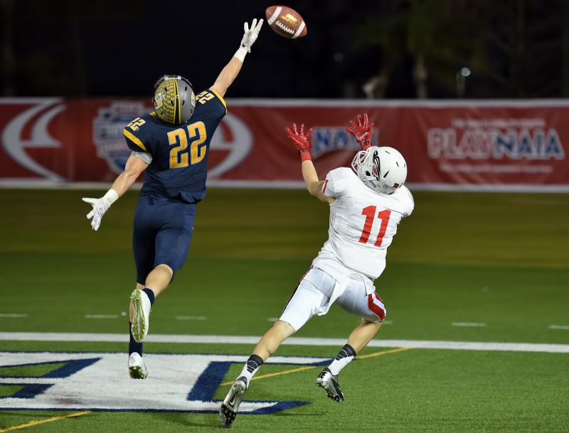 SOU football daytona dylan young final td catch