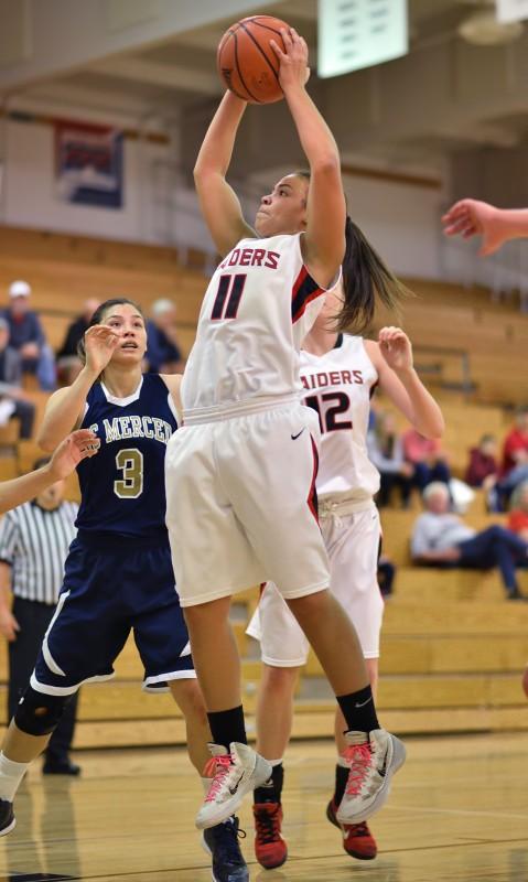 SOU women's basketball Tiani Bradford