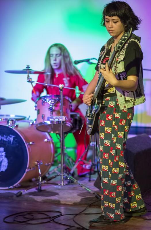 pajamaxviolence pajama violence club 66 SPIT Elizabeth Melon