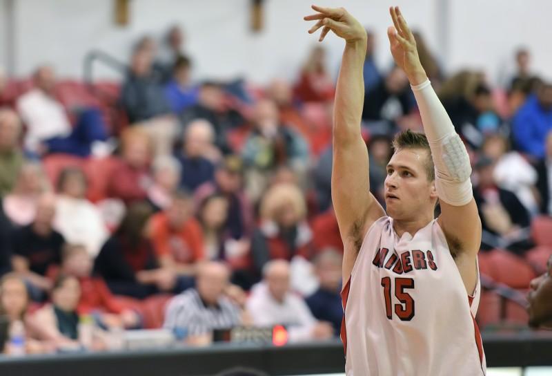 SOU basketball jacob Kaler