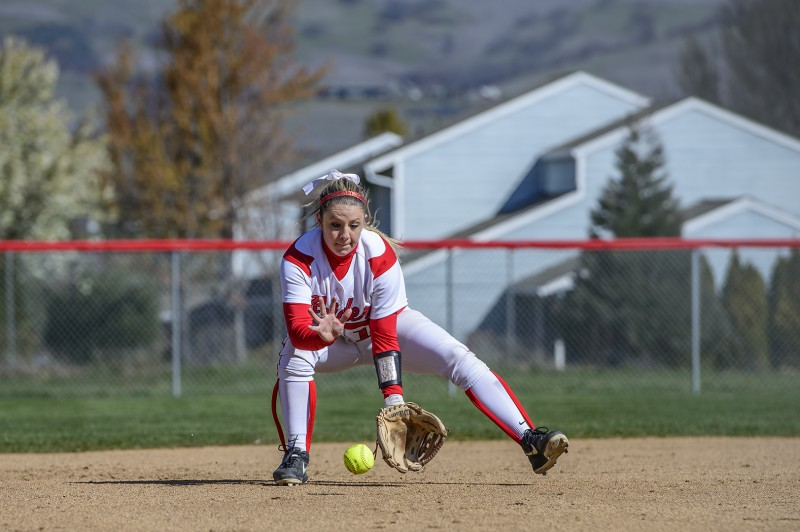 SOU Softball Ashley Lowe