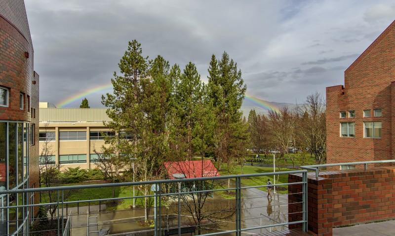 sou campus rainbow