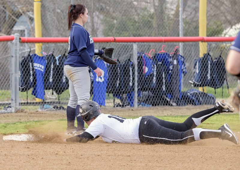 SOU softball Megan Scherer