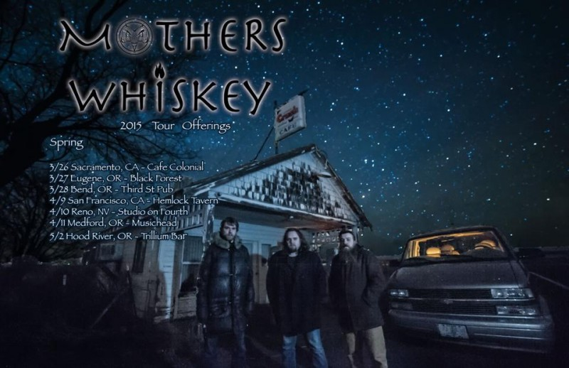 Mothers Whiskey Tour 2015