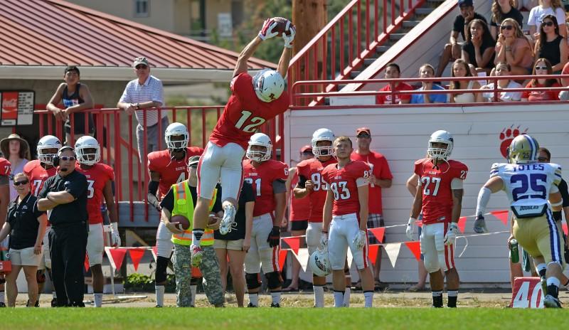 Ryan Retzlaff sou football ashland high school southern oregon university munich cowboys