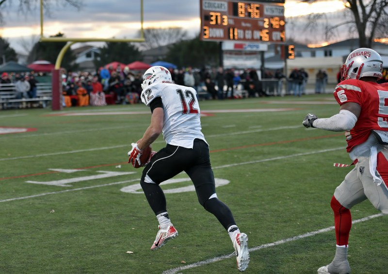 sou football ryan retzlaff chicago td catch