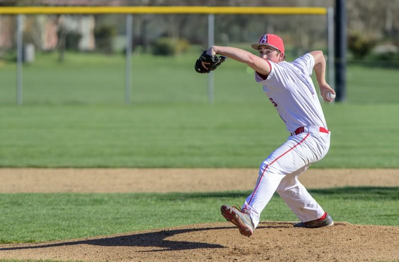 AHS baseball Kyle Milgram ashland high school oregon