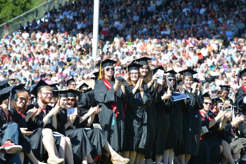graduation ceremony sou ashland oregon