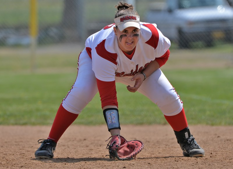 SOU Softball Megan Scherer